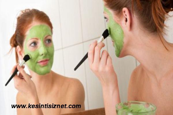 cilt yenilen maske yapımı, cilt yenileyen maske, cildi yenilemek için maske