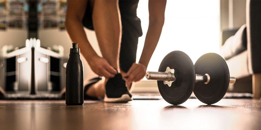 yere basarak spor yapma, spor yapmanın faydaları, spor yapmanın yararları