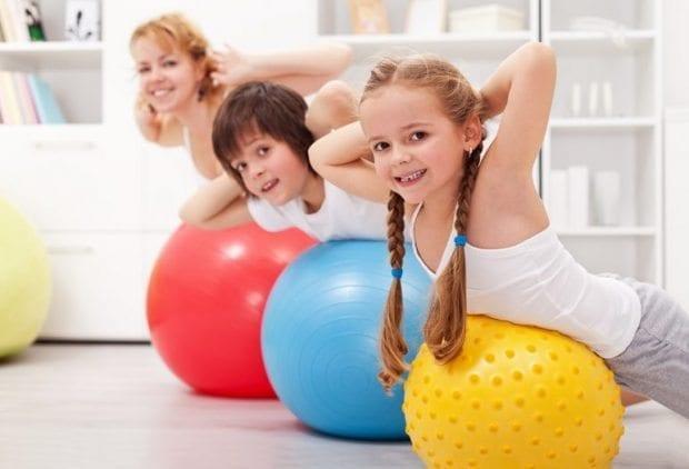 çocuk pilatesi, çocuk platesi yapımı, çocuklar için pilates