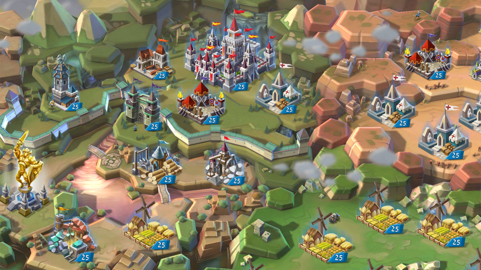 lords mobile, lords mobile oyunu, lords mobile nasıl oynanır